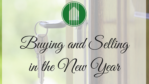 Buying and Selling in the New Year