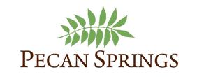 Pecan Springs Logo