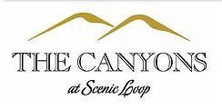 The Canyons at Scenic Loop Logo